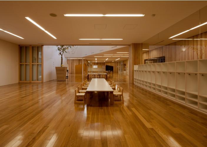京都的mukou幼儿园建筑景观设计-建筑设计-精彩文章